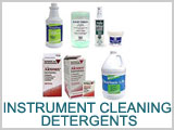 Detergents for Cleaning Instruments
