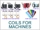 Coils for Machines