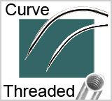 ST16CTH, ST14CTH, Curved Threaded THUMBNAIL