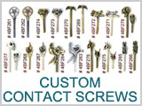 Custom Contact Screws # 4bf260