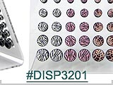 DISP3201, Ear Display, Black Plastic Plugs THUMBNAIL