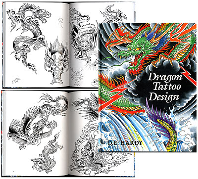 Dragon Tattoo Design D.E. Hardy MAIN
