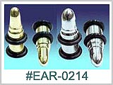 EAR0214 Bullet Shape Plugs THUMBNAIL