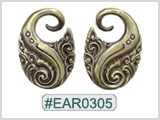 #EAR0305 - Nickel-free Brass Earring Weights