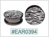 EAR0394, Sparkle on Black Titan