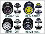 EAR1025 Illusion Ear Gauges, Logos MAIN