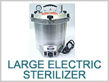 Sterilizer Large Electric # 29a-02