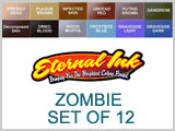 Eternal Ink Zombie Set, 12 Color Ink Set THUMBNAIL