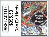 KFLA0150 D.E. Hardy Dragon Tattoo Design THUMBNAIL