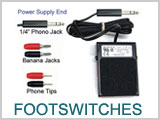 Foot Switches