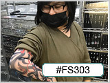 FS303, Fun Tattoo Sleeves THUMBNAIL