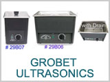 Ultrasonic Cleaners Grobet