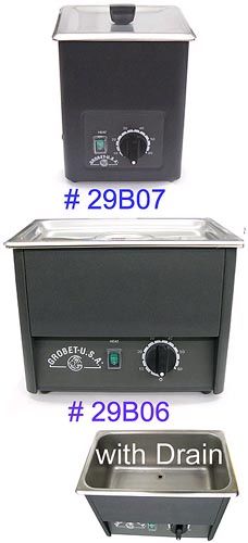 Ultrasonic Cleaners Grobet MAIN