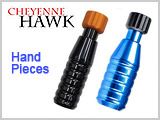 Cheyenne Hawk Hand Pieces