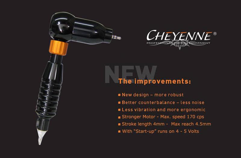 cheyenne hawk spirit permanent makeup machine