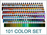 101 Intenze Color Set