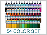54 Color Ink Set