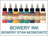 Intenze Bowery Ink by Bowery Stan Moskowitz