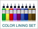INTENZE Color Lining Series Tattoo Ink THUMBNAIL