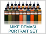 Mike DeMasi Color Portrait Set