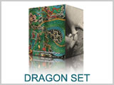 Dragon Color Tattoo Ink Set