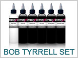 Bob Tyrrell Advanced Black and Grey  Ink Formula