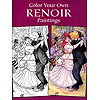 KART1227, Color Your Own Renoir Paintings_THUMBNAIL
