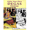 KART1229, Color Your Own Degas Paintings_THUMBNAIL