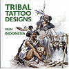 KDES1419 Tribal Tattoo Designs from Indonesia THUMBNAIL