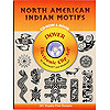KDES4113 North American Indian Motifs THUMBNAIL