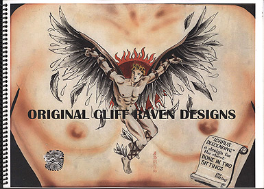 KFLA0147 Original Cliff Raven Designs MAIN