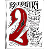 KLET3223 BJ Betts Lettering Guide #2