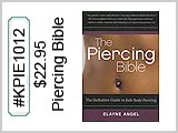 KPIE1012, The Piercing Bible THUMBNAIL