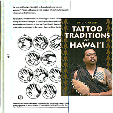 Tattoo Traditions of Hawai'i by Tricia Allen MAIN