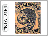 KTAT2194, The Leu Family's Family Iron by Fabio Paleari