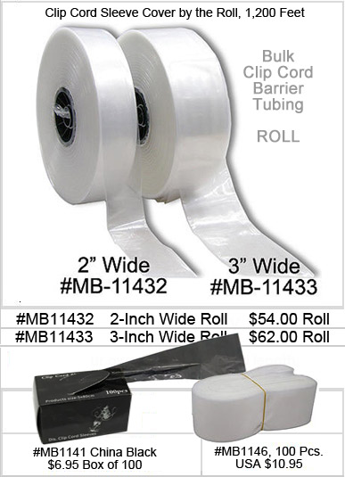 Machine Bags & Clip Cord Covers MB114 MAIN