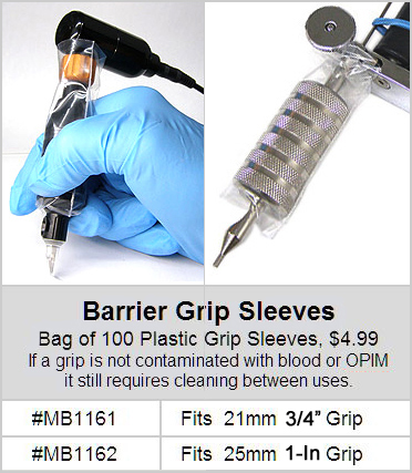 MB1161,MB1162 Barrier Sleeves MAIN