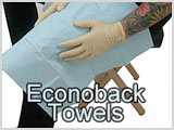 MB1247, Econoback Towels