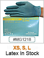 MG1218 Dermatec+Plus Latex Gloves THUMBNAIL