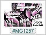 MG1257,New XXL Shadow Nitrile Gloves