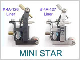 Mini Star Tattoo Machines