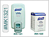 MK1321 MK1322 Purell Instant Hand Sanitizer THUMBNAIL