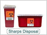 MT1277, Maxxim Sharps Containers