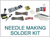 Solder Needle Making Kit