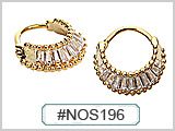 NOS196 GP Gem Septum Clickers THUMBNAIL
