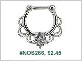 #NOS266 SS Decorative Ropes/Ge
