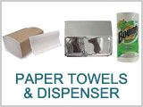Paper Towels, Dispenser THUMBNAIL