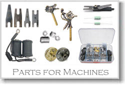 Parts for Machines