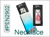 PEN2902, PEN2903, Real Starfish Necklace