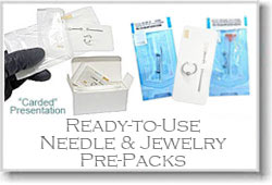 Pre-Pack Jewelry/Needles